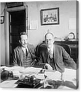 Kermit Roosevelt 1889-1943, Son Canvas Print