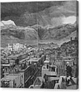 Khyber Pass Canvas Print