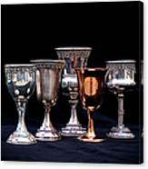 Kiddush Cups Canvas Print