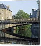 Kilkenny Castle, Kilkenny, Co Kilkenny Canvas Print