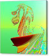 Killer Wave Canvas Print