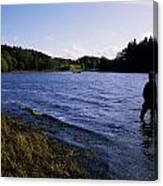 Killykeen Forest Park, Co Cavan Canvas Print