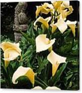 Kilmokea Country House And Gardens, Co Canvas Print