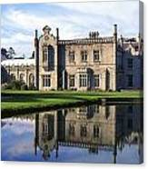 Kilruddery House And Gardens, Co Canvas Print