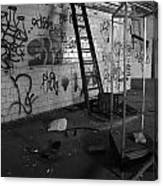 Kings Ladder Canvas Print