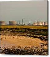 Kingsnorth Power Station Canvas Print