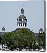 Kingston City Hall Canvas Print
