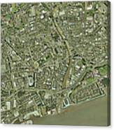 Kingston Upon Hull, Uk Canvas Print