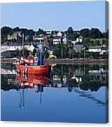 Kinsale Harbour, Co Cork, Ireland Canvas Print