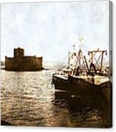 Kisimul Castle Scotland Canvas Print