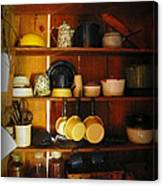 Kitchen Ware For Sale Canvas Print