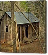 Klepzig Mill 3 Canvas Print