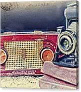 Kodak The Old Way Canvas Print