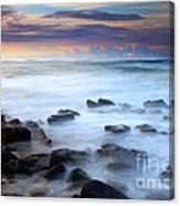 Koloa Dawning Canvas Print