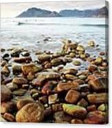 Kommetjie Beach Canvas Print
