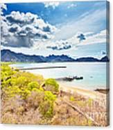 Komodo Bay Canvas Print