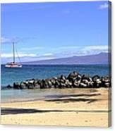 Kona Island Hawaii Canvas Print