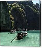 Krabi Island Thailand Canvas Print
