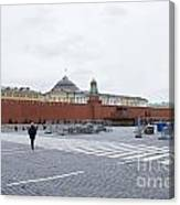 Kremlin 11 Canvas Print
