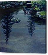 Kubota Reflections Canvas Print