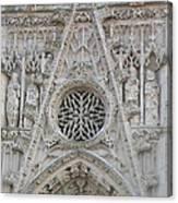 la Chapelle du Saint Esprit Canvas Print