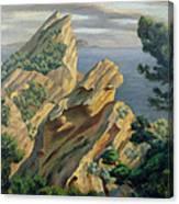 La Ciotat Near Marseilles Canvas Print