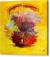 La Danza Dei Colori Canvas Print