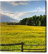 La Prairie Canvas Print