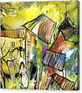 La Provence 27 Canvas Print