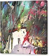 La Provence 28 Canvas Print