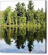Lac Long Canvas Print