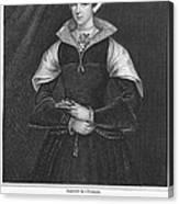 Lady Jane Grey (1537-1554) Canvas Print