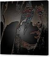 Ladygaga  Canvas Print