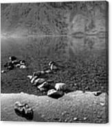 Lake 06 Canvas Print