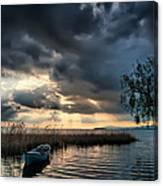 Lake - 3 Canvas Print