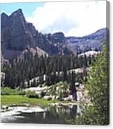 Lake Blanche Canvas Print