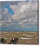Lake Erie Storm 2368 Canvas Print
