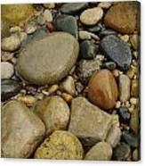 Lake Huron Rocks Canvas Print