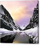 Lake Louise Canvas Print