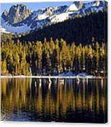 Lake Mary Golden Hour Canvas Print