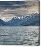 Lake Mcdonald Panorama Canvas Print