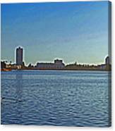 Lake Merrit Canvas Print
