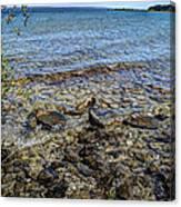 Lake Michigan 1 Canvas Print