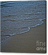Lake Michigan Beach Canvas Print