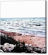 Lake Michigan Lll Canvas Print