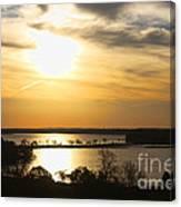 Lake Monona Canvas Print