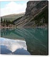 Moraine Lake - Lake Louise, Alberta Canvas Print