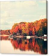 Lake Norman North Carolina Canvas Print
