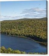 Lake Of The Clouds 2 Canvas Print