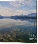 Lake Pend Orille  Canvas Print